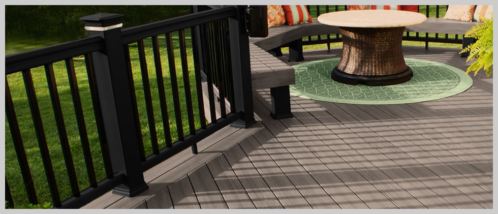 D & G Vinyl Decking Installation